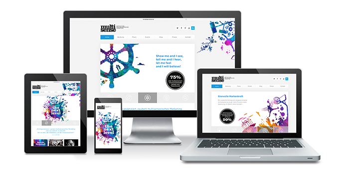 WEBDESIGN: Machen Sie Ihre Website fit für Tablet, Smartphone & Co - © 2015 MausDesign, Rhein-Main