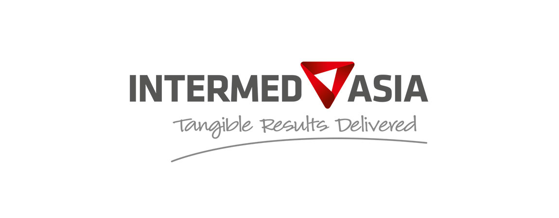 Intermed Asia (Corporate Design und Werbung): Logo