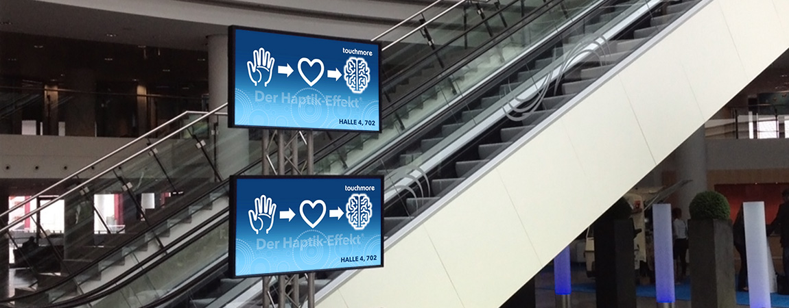 touchmore (Dialogmarketing): DigitalSignage